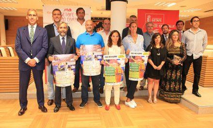El Torneo de Baloncesto Ciudad de Getafe se consolida y presenta como novedad el I Trofeo Amaya Valdemoro