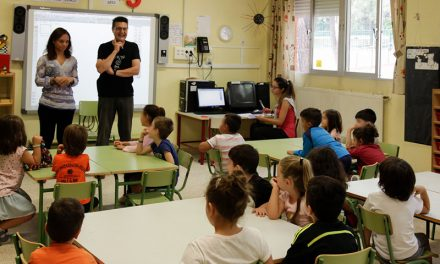 26.790 niños y niñas han iniciado el curso en los centros que imparten Educación Infantil, Educación Primaria y Educación Especial en Getafe