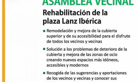 El Gobierno Municipal convoca una asamblea para consensuar las obras de remodelación de Lanz Ibérica