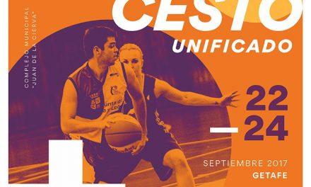Getafe acoge el I Torneo Nacional de Baloncesto Unificado 'Special Olympics'