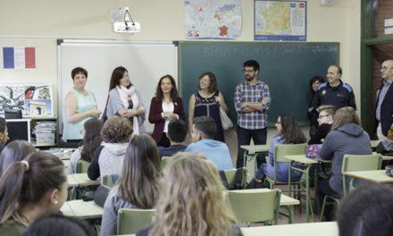 12.344 alumnos y alumnas de Enseñanza Secundaria Obligatoria y no obligatoria se han incorporado a las aulas en Getafe