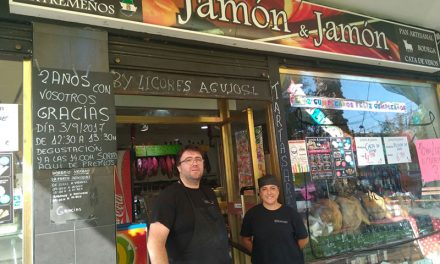 Jamón&Jamón, gran variedad en jamones y vinos extremeños