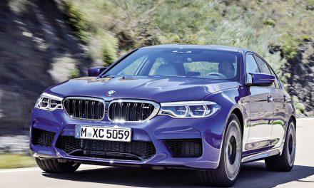 BMW M5, otra dimensión en el dinamismo de la conducción