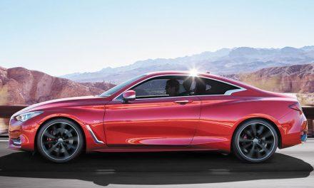 Infiniti Q60, un coupé de ensueño con atrevido diseño y liderazgo tecnológico