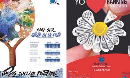 Pintopádel inaugura la temporada con una nueva competición para menores