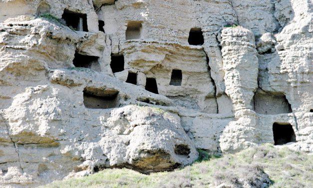 Risco de las Cuevas de Perales de Tajuña