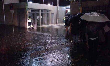 Ciudadanos (Cs) Getafe e Impulsa Getafe solicitan al Gobierno Municipal que solucione de una vez el problema de las inundaciones en la estación del Sector III