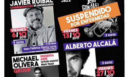 El concierto de Javier Ruibal abre el nuevo programa cultural 'Viernes Musicales' en Getafe