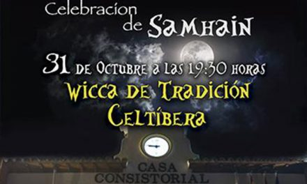 Fiesta de Halloween con resonancias celtas en Pinto