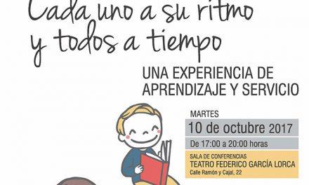 Getafe inicia una nueva experiencia de convivencia escolar a través de la lectura