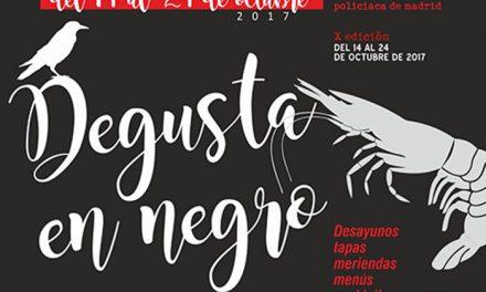 23 establecimientos hosteleros de Getafe participan en la iniciativa gastronómica 'Degusta en Negro'