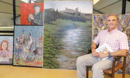 Antonio Gallardo, presidente de La Carpa Creadores de Getafe