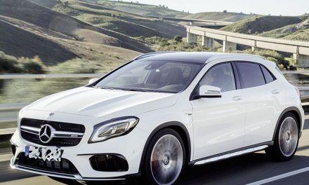 El SUV Mercedes, en plena forma