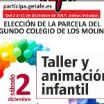 Proceso participativo para elegir la ubicación del segundo colegio de Los Molinos
