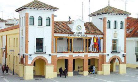 Retoque en el Gobierno Municipal de Pinto