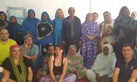 Representantes del Ayuntamiento de Getafe han visitado los campamentos de refugiados saharauis de Tinduf para revisar los proyectos de cooperación