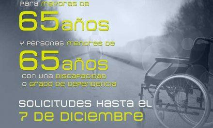 El Ayuntamiento de Pinto ofrece ayudas técnicas a personas con movilidad reducida