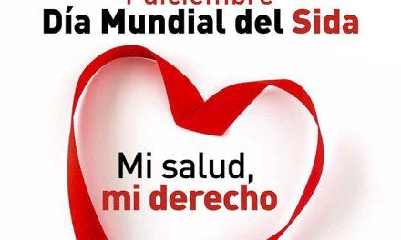 Pinto se suma al Día Mundial de la Lucha contra el SIDA