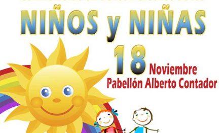 El 18 de noviembre, Pinto conmemora los derechos del niño y la niña