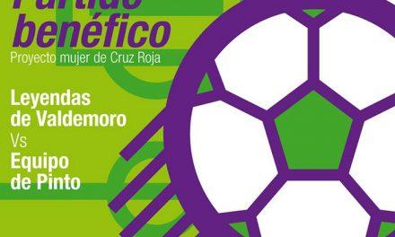 Entre Pinto y Valdemoro: fútbol contra la violencia machista