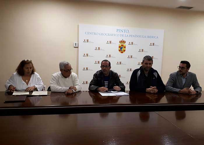 Pinto, futura sede de la World Cup Fútbol 7 para personas con parálisis cerebral