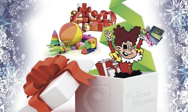 Campaña de apoyo e impulso al comercio local en Navidad