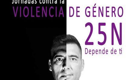 Jornadas contra la violencia de género en Pinto