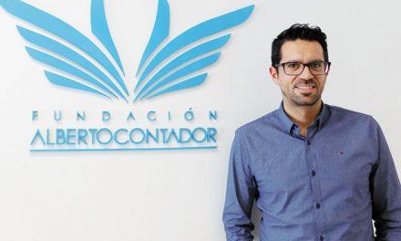 Francisco Contador, Presidente de la Fundación Alberto Contador