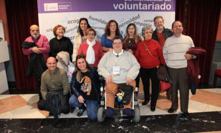 Homenaje del Ayuntamiento a los voluntarios y voluntarias 'Vitales en la transformación de Getafe en una gran ciudad'