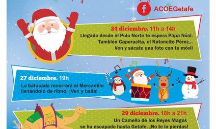 ACOEG inicia dos campañas navideñas para dinamizar el comercio y las galerías comerciales