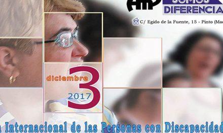 AMPinto organiza exposiciones y charlas en el mes de las personas con discapacidad