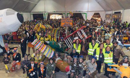Abierto el plazo de solicitudes para participar en el Desfile de Murgas del Carnaval 2018 en Getafe