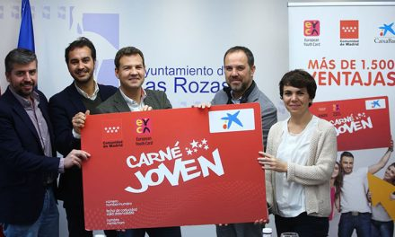 El Carné Joven de la Comunidad de Madrid suma más de 40.000 nuevos socios en 2017