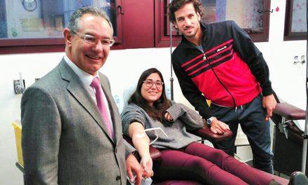 XV Maratón de Donación de Sangre del Hospital Universitario de Getafe