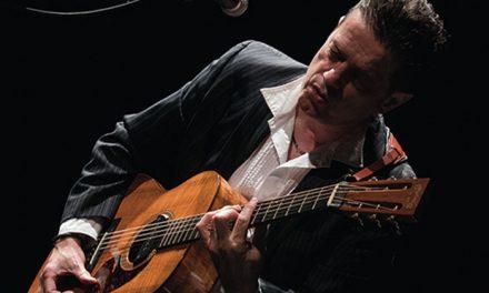 Juan Perro llega a Pinto con su concierto acústico