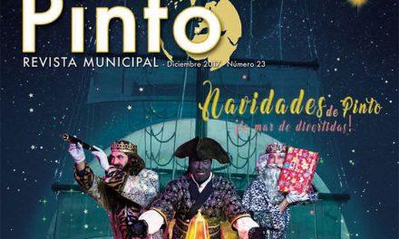 Navidades la mar de divertidas en la Revista Municipal de diciembre