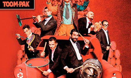 El ritmo musical de Toom-Pak llega a Pinto