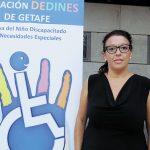 Ana María Sánchez, Presidenta de la Asociación Dedines de Getafe
