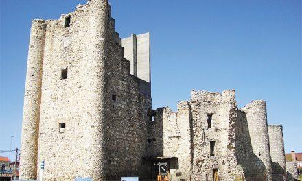 El castillo de Torrejón de Velasco