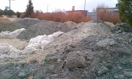 El Ayuntamiento de Pinto se felicita por la desaparición de un vertedero ilegal