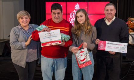 Entregados los premios del XV Concurso de Belenes de Getafe