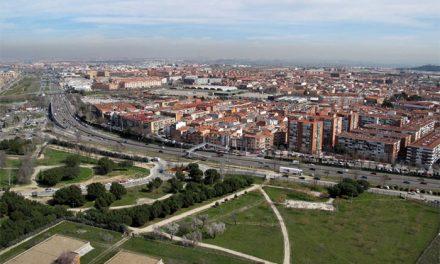 El Gobierno Municipal agiliza la instalación de las pantallas acústicas de la A-42 en La Alhóndiga