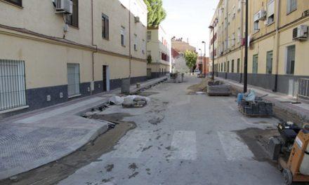El Ayuntamiento de Getafe invertirá 1,5 millones de euros en un ambicioso plan de acerado