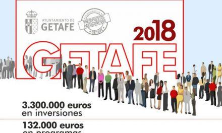 El Ayuntamiento de Getafe abre una nueva edición del programa de Presupuestos Participativos