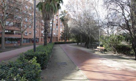 Operativo especial de limpieza en el Parque Andrés García Madrid