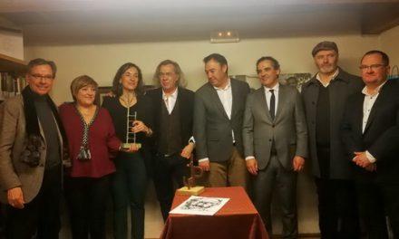 Entregado el premio 'Aula de las Metáforas' a la Fundación Centro de Poesía José Hierro