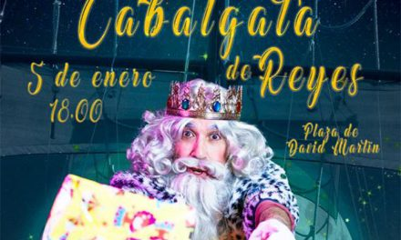 Gran Cabalgata de Reyes Magos en Pinto