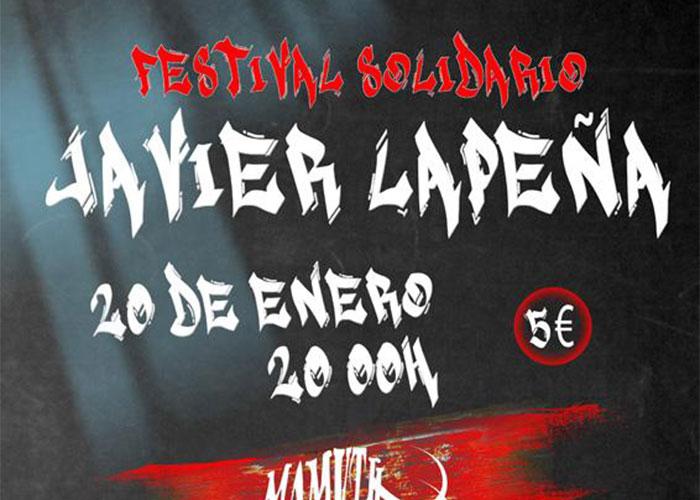 Pinto celebra la VI edición del Festival Solidario Javier Lapeña