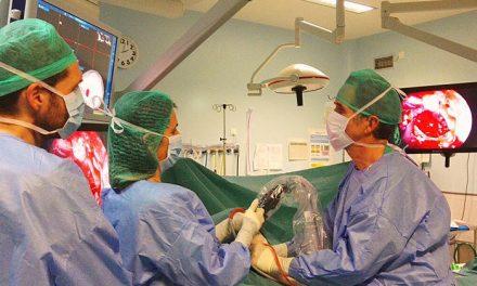 El Hospital Universitario de Getafe incorpora la endoscopia para extirpar los tumores de hipófisis