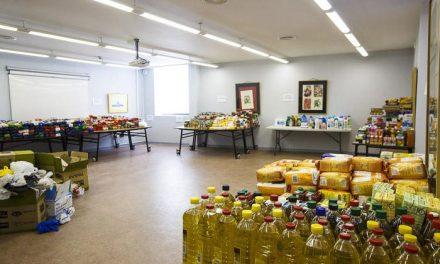 Más de dos toneladas de alimentos recogidas en las actividades culturales de Navidad en Pinto